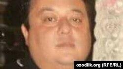 Следователь Следственного управления СНБ Узбекистана, подполковник юстиции Нодирбек Туракулов.