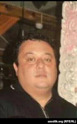 Нодир Туракулов.