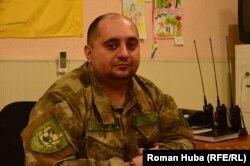 Антон Потурайко, підполковник поліції