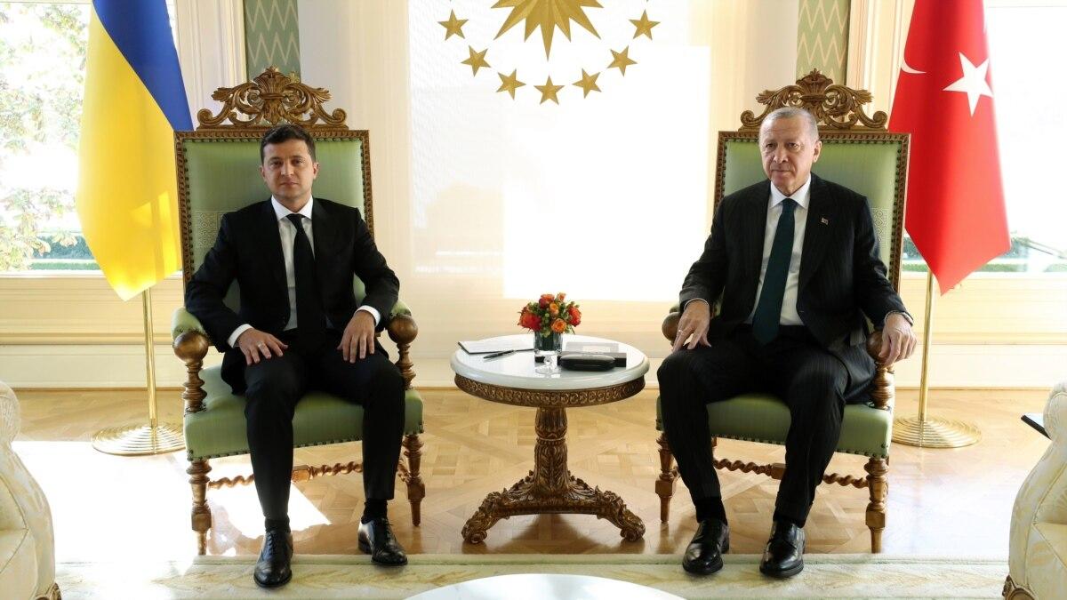 Украина и Турция: сближение во имя мирного Черного моря