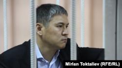 """""""Вор в законе"""" Қамчибек Кўлбаев."""