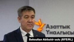 Алмаз Тажыбай.