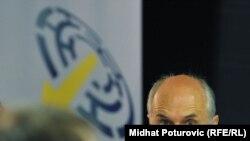 Përfaqësuesi i lartë në Bosnje, Valentin Incko