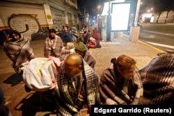 مردم وحشتزده در مکزیکو سیتی