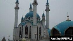 Tatarstan -- Kul Sharif mosque, Kazan, 23Jule2012