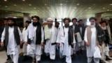 Оьрсийчоь -- Талибанан векалш баьхкина Москох Оьрсийчоьно а, ОвхIанистано а дипломатин юкъаметтигаш дIатесна 100 шо кхачарна хьажийначу конференце. 28Стиг2019.