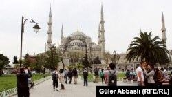 Стамбул. Архивное фото.
