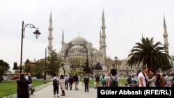 Стамбул. Иллюстративное фото.
