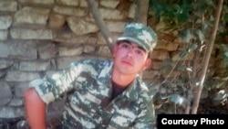 Azerbaijan - Mahammad Siracli, died soldier, nov, 2015
