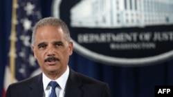 Генеральный прокурор США Эрик Холдер
