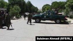 حمله انتحاری به بیمارستان وزیر اکبر خان کابل