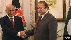 Авганистанскиот претседател Ашраф Гани денеска во Исламабад се сретна со пакистанскиот премиер Наваз Шариф.