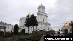 Город Луцк в Волынской области Украины