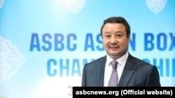 Представник Казахстану Серік Конакбаєв (на фото) не є фаворитом виборів, але обрання іншого кандидата може призвести до виключення боксу з програми Олімпіад