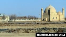 Мечеть в Мары (иллюстративное фото)