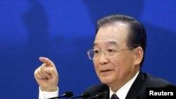 Кинескиот премиер Вен Џиабао