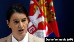 Mislim da nije dobro što premijer (Andrej) Plenković nije uzvratio moj poziv: Ana Brnabić