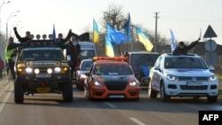 По дорозі на «Межигір'я», 29 грудня 2013 року
