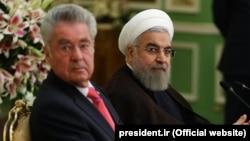 هاینتس فیشر، رییس جمهوری اتریش تابستان پارسال به ایران سفر کرده بود.