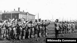 Чэскія легіянэры ў Расеі, 1918