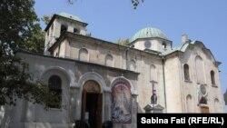Varna, Bulgaria 2016: biserica Sf Nicolae făcătorul de minuni