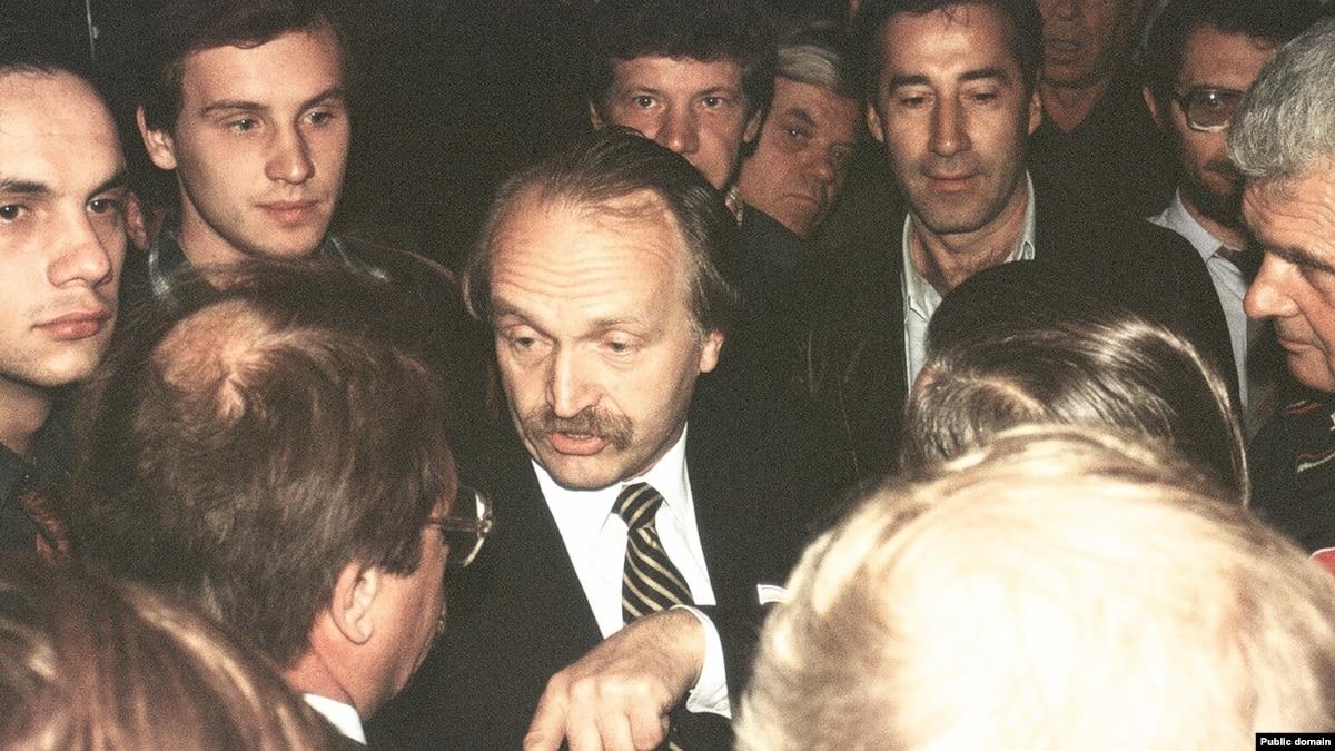 Вячеслав Чорновил спешил работать и жить – 24 декабря ему исполнилось бы 82