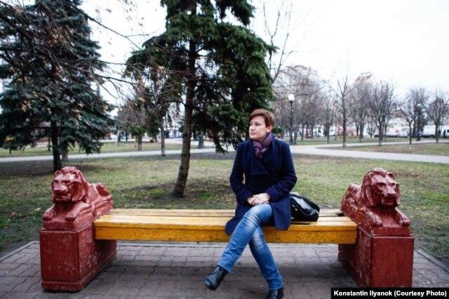Екатерина Макаревич в Киеве