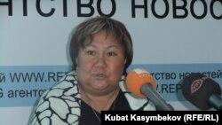 Токтоайым Үмөталиева