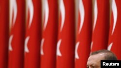 Türkiýäniň premýeri Rejep Taýýip Erdogan