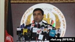 جانان موسا زی، د افغانستان بهرنیو چارو وزارت ویاند