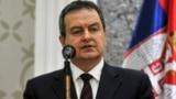 Serbiýanyň daşary işler ministri Iwiça Daçiç