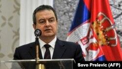 Ivica Dačić, prvi potpredsednik Vlade Srbije i ministar spoljnih poslova