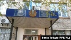Специализированный межрайонный суд по делам несовершеннолетних в Атырау.