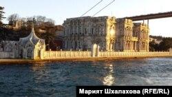 Տեսարան Ստամբուլից