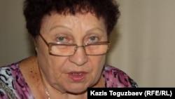 Галина Потешкина, председатель КСК «Орбита-1».