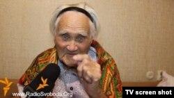 Пережившая Голодомор жительница Винницкой области - 93-летняя Екатерина Добчак