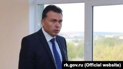 Ukraine, Crimea - Igor Mikhailichenko, the new Russian Vice-Speaker, 29Sep2016