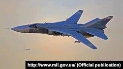 Ukraine -- A Ukrainian military aircrafts. August, 2016
