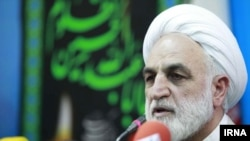 غلامحسین محسنی اژهای، معاون اول و سخنگوی قوه قضائیه