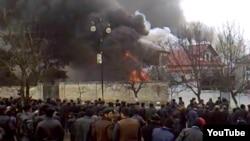 Беспорядки в Губе (Азербайджан) 1 марта 2012 года