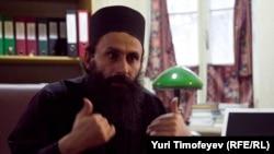 Глава Совета Священной митрополии Абхазии архимандрит Дорофей (Дбар)