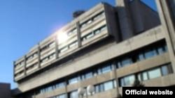 Zgrada RTV doma u Sarajevu, sjedište javnog RTV servisa BiH i RTV Federacije BiH