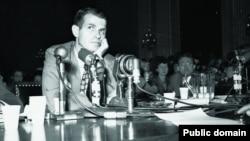 Алжер Хисс в дни процесса