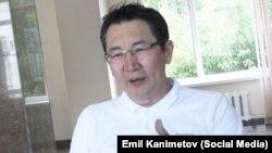 Эмиль Каниметов.