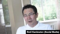 Эмил Каниметов.