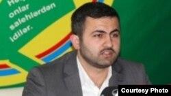 Müsəlman Birliyi Hərəkatı sədrinin müavini, ilahiyyatçı Elçin Qasımov