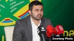 İlahiyyatçı Elçin Qasımov