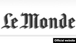 Le Monde թերթի լոգոն