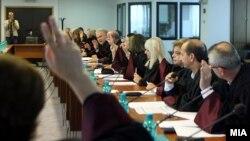седница на Врховен суд на Република Македонија