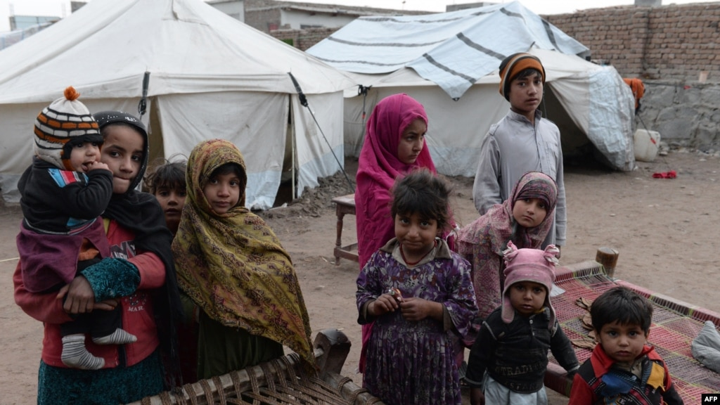 UN: 100,000 Afghans Displaced By Conflict Since Start Of 2017